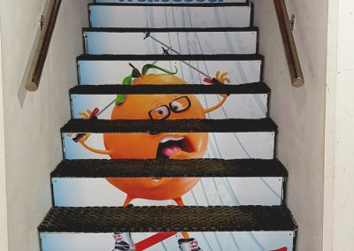 Cantur-AltoCampo-ski escaleras