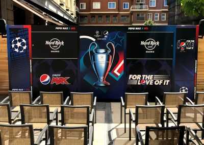 Pepsi- Hard Rock champions 2