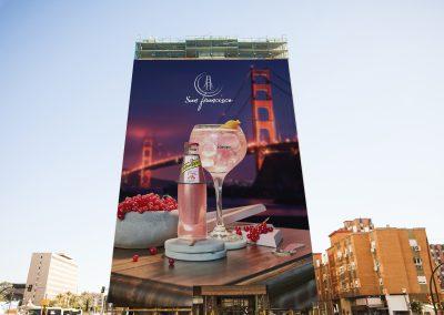 San Francisco advert